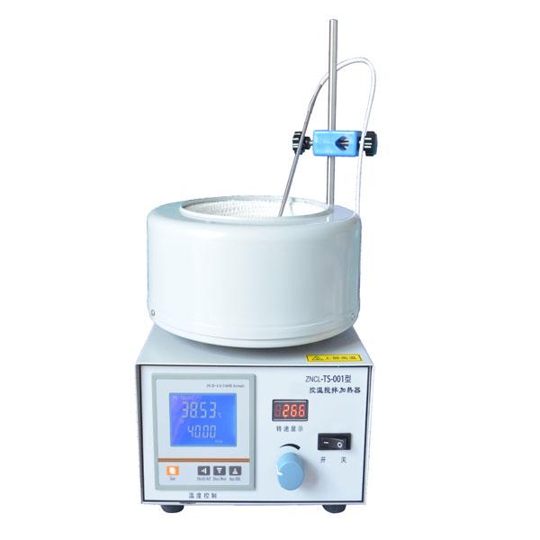 ZNCL-TS-001型 高精度磁力(电热套)搅拌器