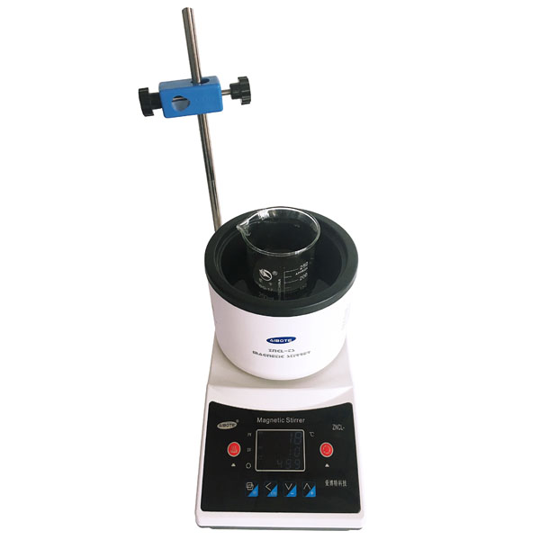 ZNCL-GS-YJ型(液晶显示) 数显磁力(加热锅)搅拌器