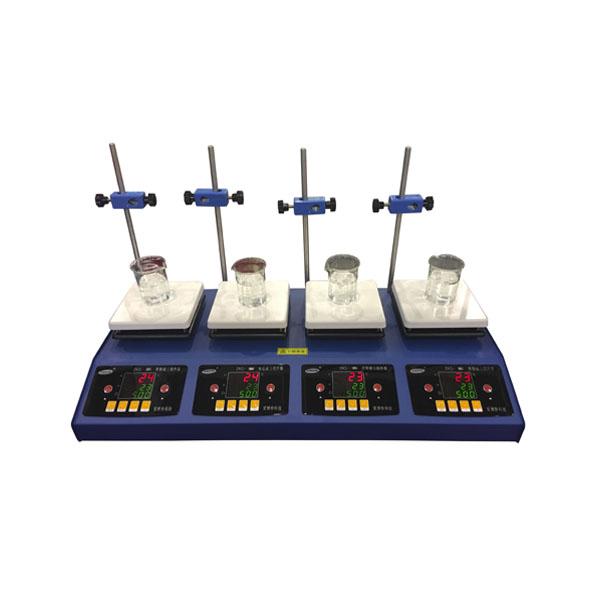 ZNCL-BS-2/4/6系列 多联数显磁力搅拌器