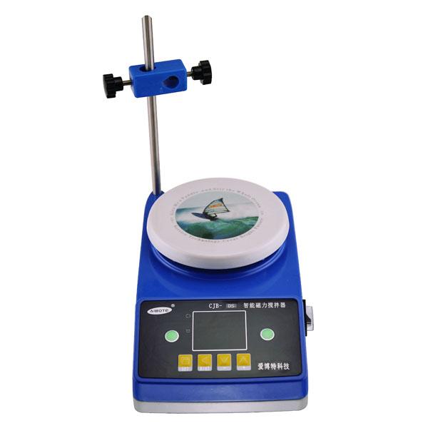 CJB-DS-17型 数显定时磁力搅拌器