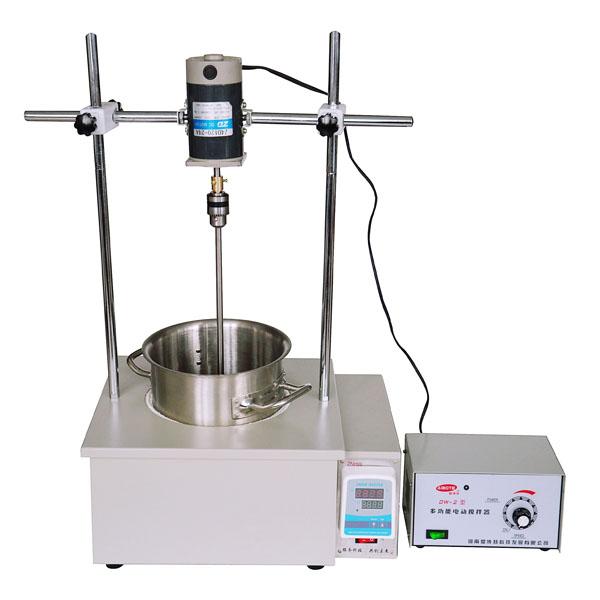PT-ZNHW2-120型 数显不锈钢桶电热套搅拌器