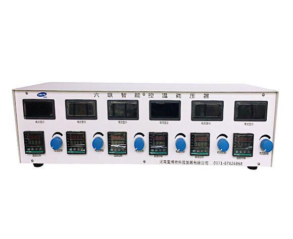 ZNTY-6型 六联智能控温调压器