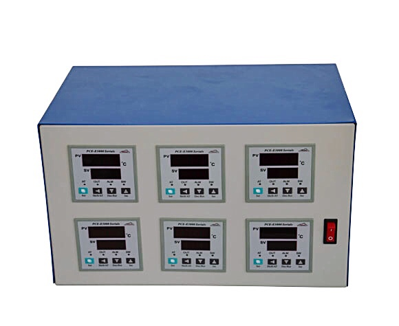ZNHW-2-6型 六联数显度控制器