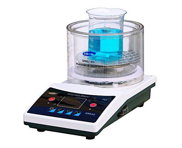 ZNCL-ES型 磁力搅拌(透明)加热锅