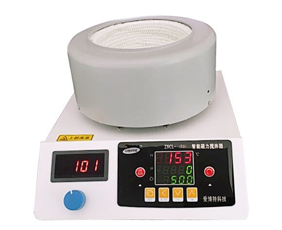 ZNCL-TS-VT型 调压型数显磁力搅拌电热套
